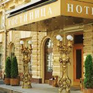 Гостиницы Дружной Горки