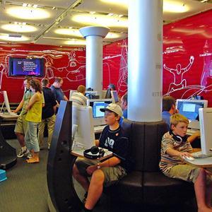 Интернет-кафе Дружной Горки