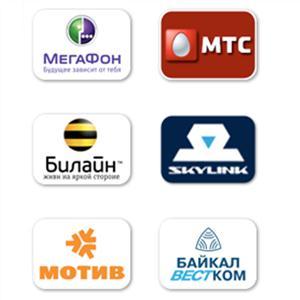 Операторы сотовой связи Дружной Горки