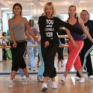 Школы танцев Дружной Горки