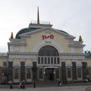 Железнодорожные вокзалы Дружной Горки