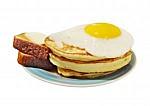 Кафе-бар Фрегат - иконка «завтрак» в Дружной Горке